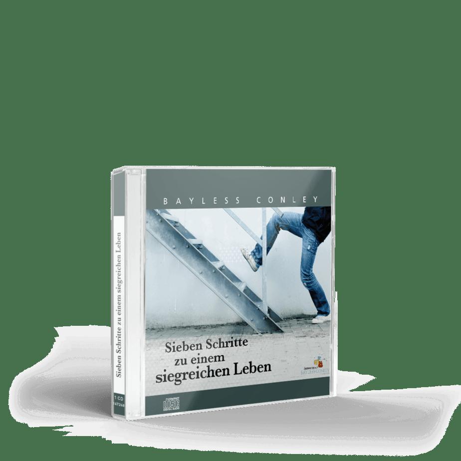 Sieben Schritte zu einem siegreichen Leben – CD 1
