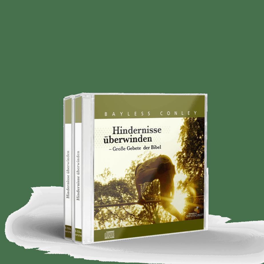 Hindernisse überwinden - Große Gebete der Bibel – 3 CDs 1