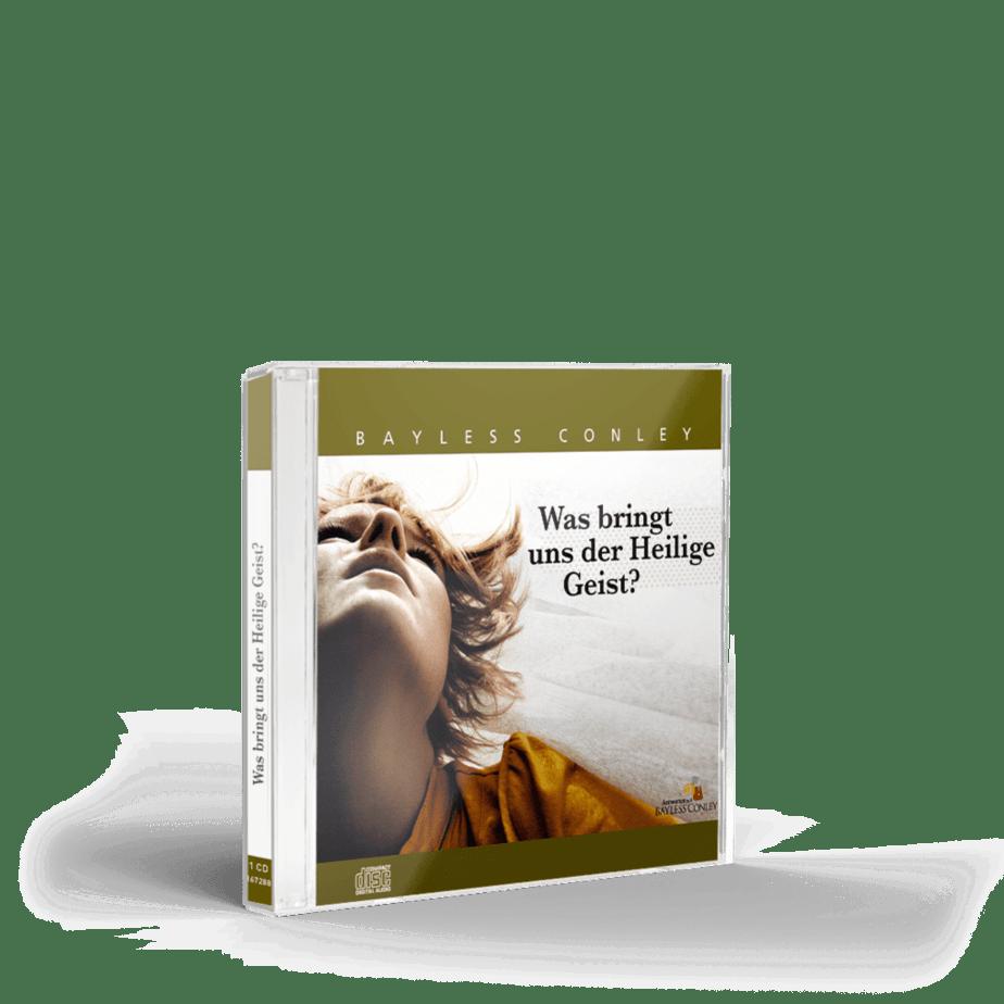 Was bringt uns der Heilige Geist? – CD 1