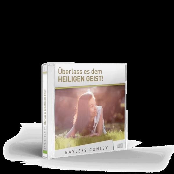 Überlass es dem Heiligen Geist! – CD 1
