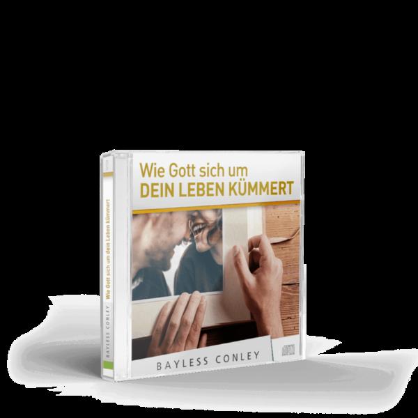 Wie Gott sich um dein Leben kümmert – 2 CDs 1