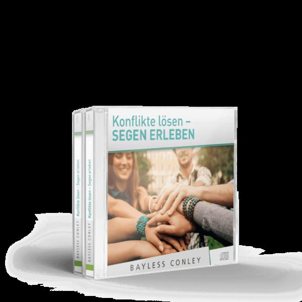 Konflikte lösen - Segen erleben – 3 CDs 1