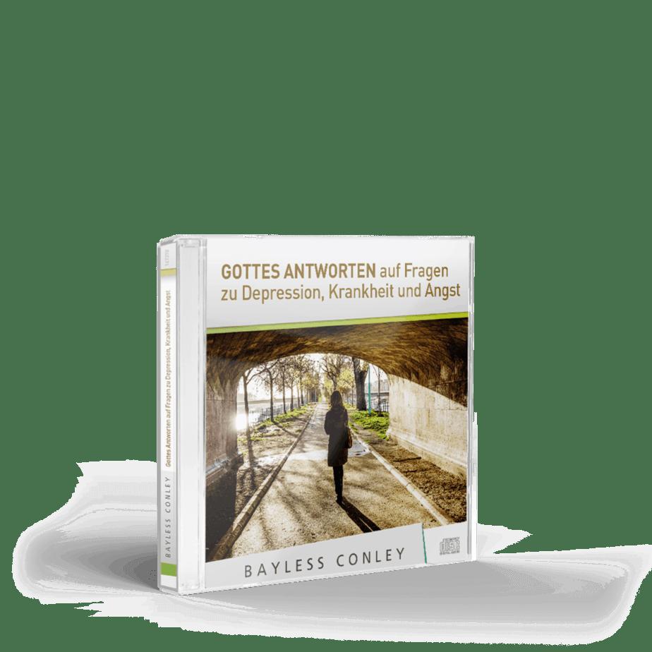 Gottes Antworten auf Fragen zu Depression, Krankheit und Angst 1
