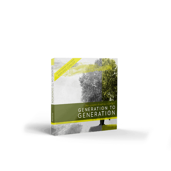 Generation to Generation - das Lobpreisalbum der Cottonwood Church 1