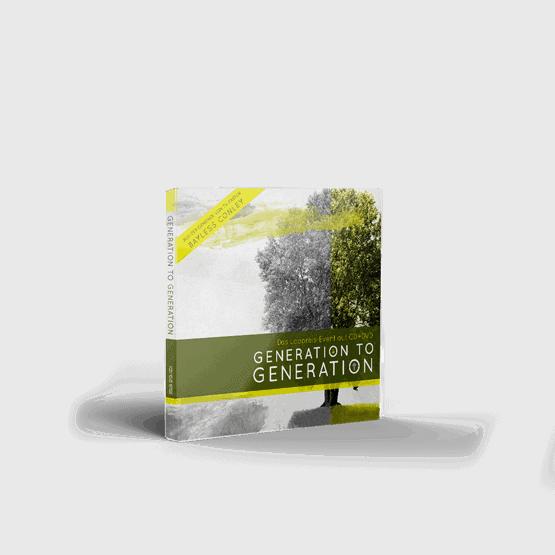 Generation to Generation - das Lobpreisalbum der Cottonwood Church 1