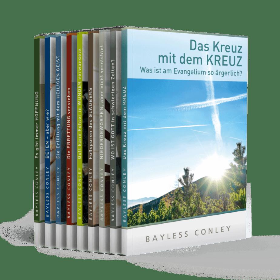 Set: Alle 9 Minibücher zum Sonderpreis 1