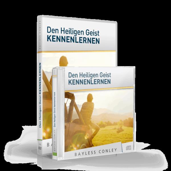 Den Heiligen Geist kennenlernen – CD/DVD 1