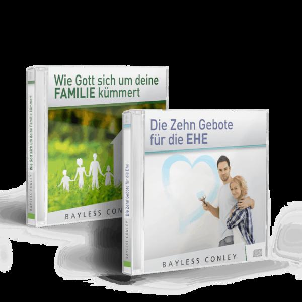 2-CD-Set: Ehe und Familie stärken 1